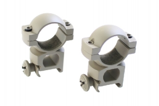 NCS High Scope Mount Ring Set (Tan)