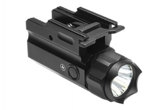 NCS LED Illuminator for RIS Rails & Pistols with Strobe
