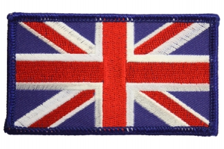 Union Flag Patch (Colour)