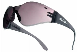 Bollé Protection Glasses Bandido with Smoke Frame and Smoke Lens