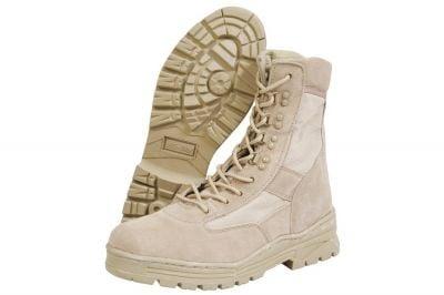 Mil-Com Patrol Boots (Desert) - Size 10