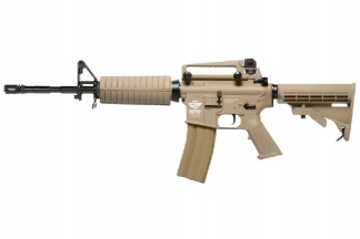 G&G Combat Machine AEG CM16 Carbine DST (Tan)