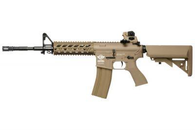 G&G Combat Machine AEG CM16 Raider-L DST (Tan)