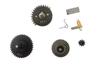 ZCA High Torque Steel CNC Gear Set (6pcs)
