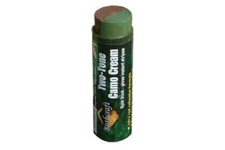 BCB Wesco 60g Two-Tone Camo Cream Stick (Brown/Green)