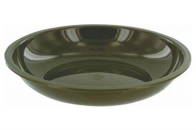 Highlander Plastic Bowl (Olive)