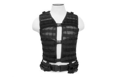 NCS VISM MOLLE Base Vest (Black)