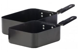 Highlander Non-Stick Coated Mess Tins