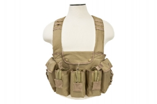 NCS VISM Chest Rig (Tan)