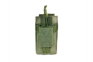 NCS VISM MOLLE Single Mag Pouch for M4 (Olive)