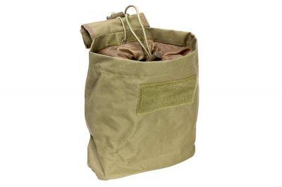 NCS VISM MOLLE Folding Dump Pouch (Tan)