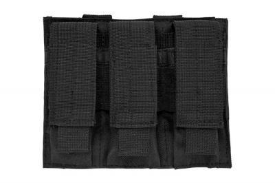 NCS VISM MOLLE Pistol Mag Pouch Triple (Black)