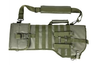 NCS VISM Tactical Rifle Scabbard (Olive)