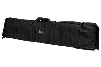 """NCS VISM Rifle Case & Shooting Mat 48"""" (Black)"""