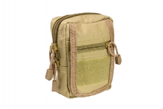 NCS VISM MOLLE Small Utility Pouch (Tan)