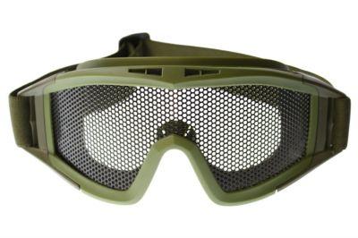 101 Inc Mesh Goggles (Olive)