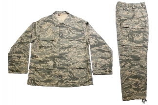 Mil-Force BDU Shirt & Trousers Set (ABU) - Size Small