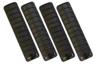 Aim Top 20mm RIS Handguard Panels Set of 4 (Black)