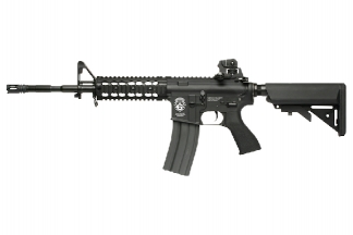 G&G Combat Machine AEG with Blowback GR15 Raider-L