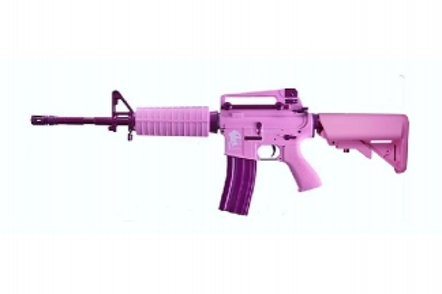 G&G Combat Machine AEG FF16 Pink Storm