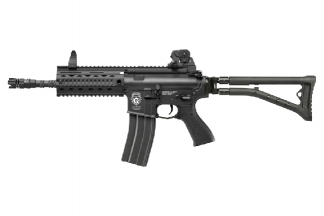 G&G Combat Machine AEG with Blowback GR4 100Y with Folding Stock