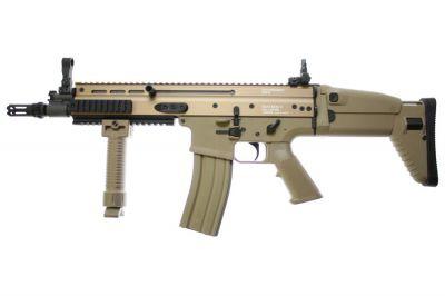 G&G/Cybergun AEG FN SCAR-L CQC DST (Tan)
