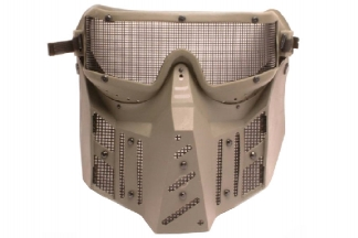 Sansei Mesh Full Face Mask SWG3