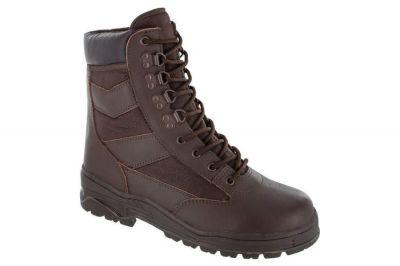 Highlander Alpha Boot (Brown) - Size 12