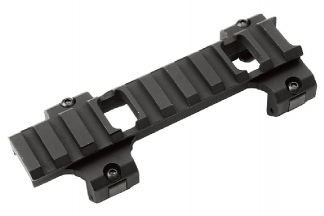 G&G Optic Mount Magnesium Low Profile Long Version for PM5 & G3