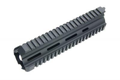 G&G M4 20mm RIS Handguard T416 Style (Black)