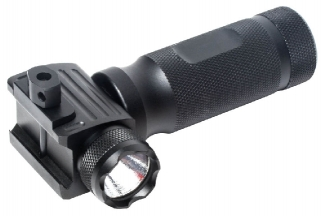 G&G Vertical Foregrip with LED Flashlight