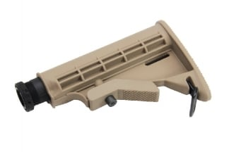 G&G M4 Retractable Stock (Tan)