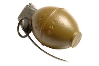 G&G M26 Hand Grenade Replica (Speedloader Bottle)