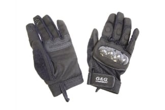 G&G Carbon Fibre Gloves - Size Medium