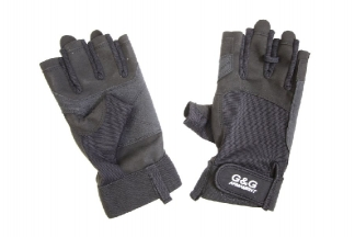 G&G Half Finger Tactical Gloves - Size Extra Large