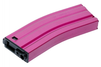 G&G AEG Mag for M4 450rds (Pink)