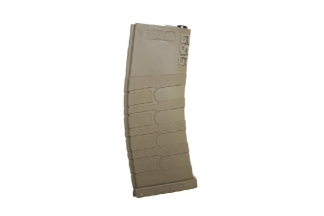 G&G AEG Mag for M4 120rds (Tan)