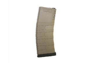 G&G AEG Mag for M4 120rds (Tan/Black)