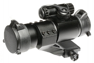 G&G 1x30 Dot Sight with Flip-Up Covers