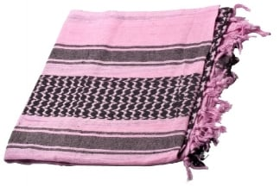 G&G Shemagh (Pink/Black)