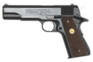 Tokyo Marui GBB Colt Government Mark IV Series '70