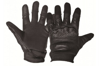 Highlander Combat Gloves (Black) - Size Large
