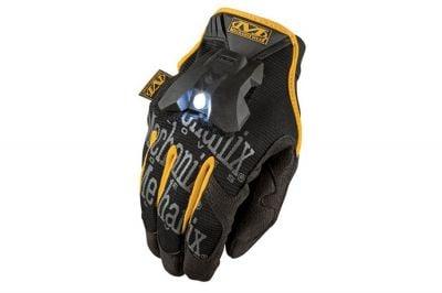 Mechanix Original Light Gloves (Black) - Size Extra Large