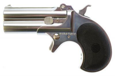 Marushin GAS Derringer Silver