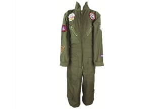 Highlander Kids Flying Suit (Olive) - Size 7/8