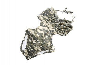 Weekend Warrior Women's Camo Swimming Suit (ACU) - Size Small