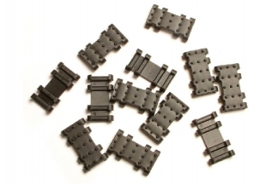 JBU Rail Cover Set (Black)