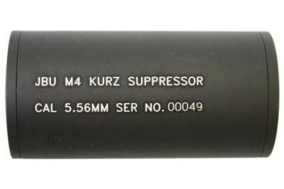 JBU M4 Kurz Silencer