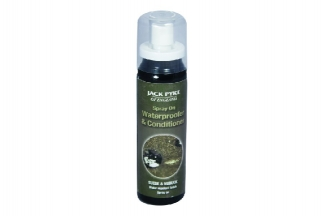 Jack Pyke Waterproofing Spray and Conditioner 75ml
