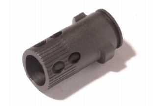 King Arms Gemtech SP90 Flash Hider for P90 14mm CCW